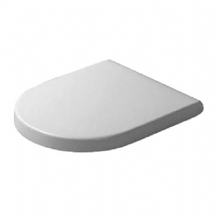 Duravit Starck 3 Soft Close Toilet Seat and Cover - 006389
